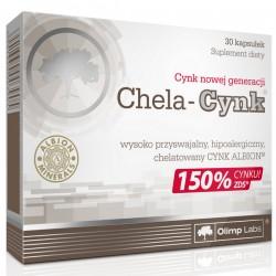 Olimp - Chela-Cynk 30kap