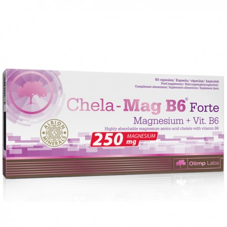 Olimp - Chela-Mag B6 Forte 60kap