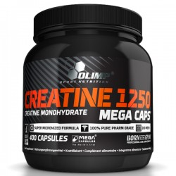 Olimp Creatine 1250 Mega Caps 400kap