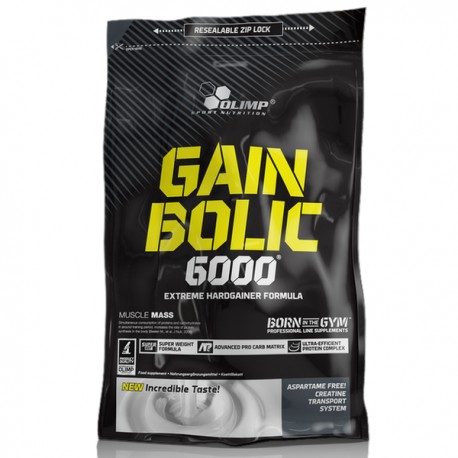 Olimp Gainbolic 6000 1000g