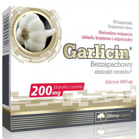 Olimp Garlicin 200mg 30kap