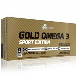 Olimp Gold Omega 3 Sport Edition 120kap
