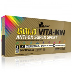 Olimp - GOLD VITA-MIN anti-OX 60kap