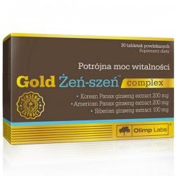 Olimp - Gold Żeń-Szeń COMPLEX 30tab