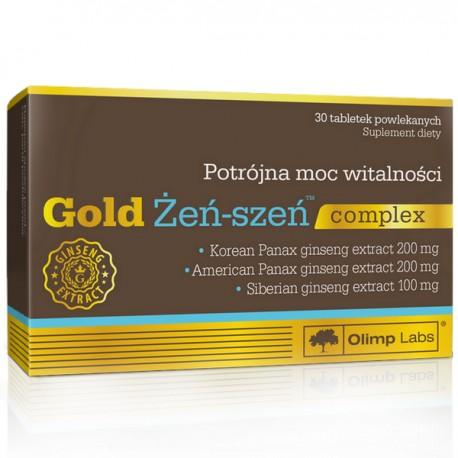 Olimp Gold Żeń-Szeń Complex 30tab