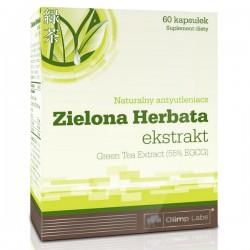 Olimp Zielona Herbata ekstrakt 60kap