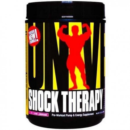 Universal Nutrition - Shock Therapy 840g