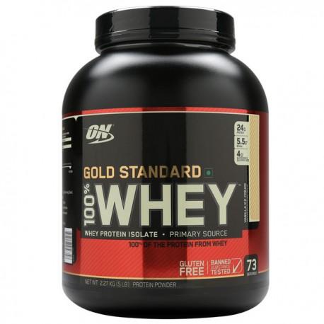 OPTIMUM Gold Whey 100% Standard 2270g