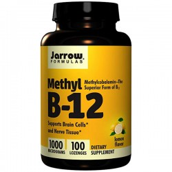 Jarrow Formulas - Methyl B-12 1000mcg 100tab