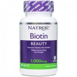 Nastrol - Biotin 1000mcg 100tab