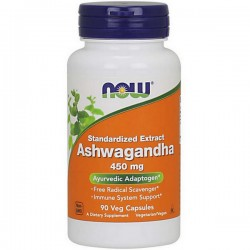 NOW Foods - Ashwagandha 90kap