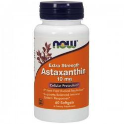NOW Astaxanthin 10mg 60kap