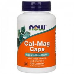 NOW Cal-Mag Caps 120kap