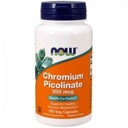 NOW Foods - Chromium Picolinate 250kap