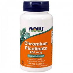 NOW Foods - Chromium Picolinate 250kap