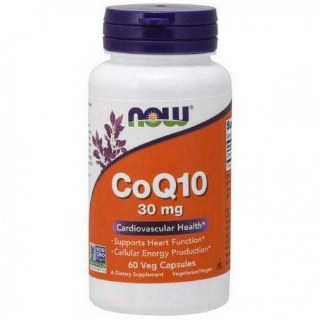 NOW CoQ10 30 mg 60kaps