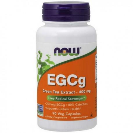 NOW EGCg 400 mg 90 kaps