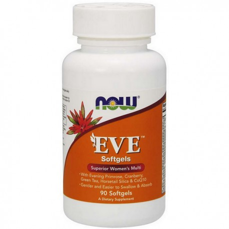 NOW Eve Multi-Vitamin for Women 90tab