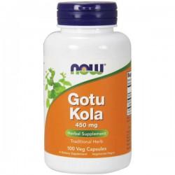 NOW - Gotu Kola 450mg 100vkap