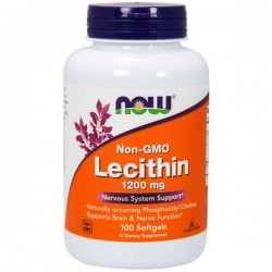 NOW Foods - Lecithin 250kap