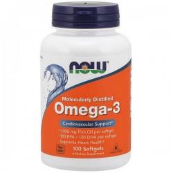 Now Omega 3 100 kaps