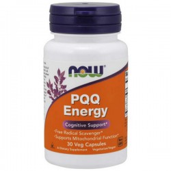 NOW - PQQ Energy 30vkap