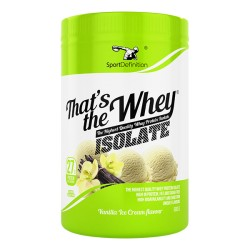 Sport Definition - That's The Whey Isolate 600g