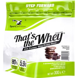 Sport Definition - That's The Whey 300g PROMOCJA