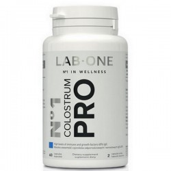 LAB-ONE - N°1 Colostrum PRO 60kap