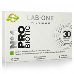 LAB-ONE - N°1 ProBiotic 10kap