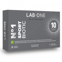 LAB-ONE - N°1 SportBiotic 30kap