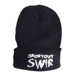 """SportoweSuple.pl - Czapka zimowa """"Sportowy Świr"""""""