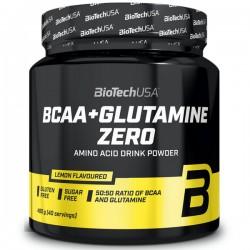 BioTechUSA - BCAA+Glutamine Zero 480g