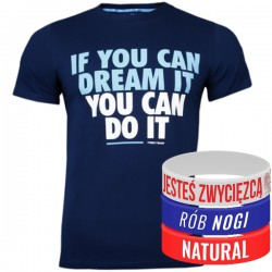 Trec Wear - Koszulka T-Shirt If You Can 036