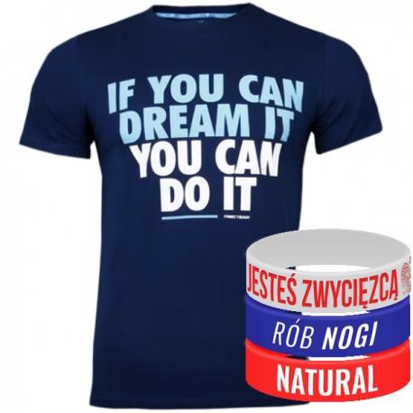 Trec Wear - Koszulka T-Shirt If You Can 036