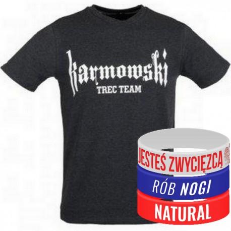 Trec Wear - Koszulka T-Shirt Karmowski 023