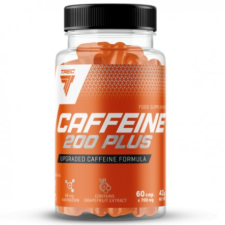 Trec - Caffeine 200 Plus 60kap