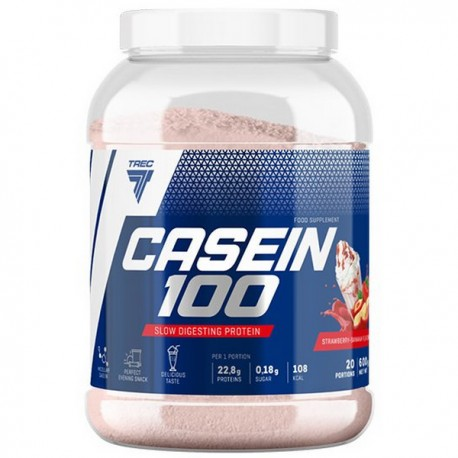 Trec - Casein 100 600g