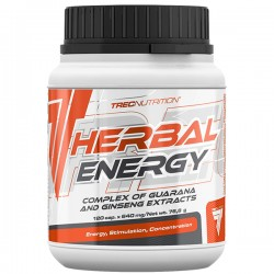 Trec - Herbal Energy 120tab