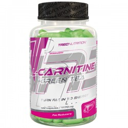 Trec - L-Carnitine + Green Tea 180kap