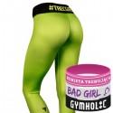 Trec Wear - Trec Girl Legginsy 02 Zielone
