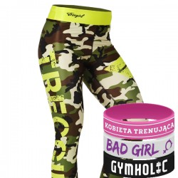 Trec Wear - Trec Girl Legginsy 10 Moro