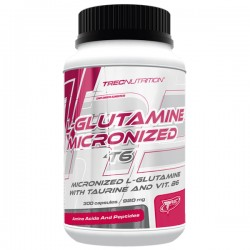 Trec - L-Glutamine T6 300kap