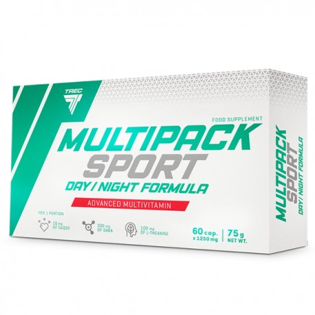 Trec - Multipack Sport Day/Night Formula 60kap