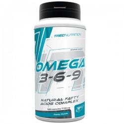 Trec - Super Omega 3 - 6 - 9 120kap