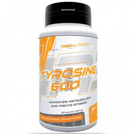 Trec - Tyrosine 600 60kap