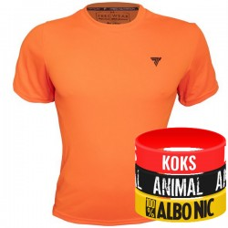 Trec Wear - Koszulka Cooltrec 010 Orange Fluo