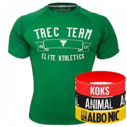 Trec Wear - Koszulka Cooltrec 009 Zielona