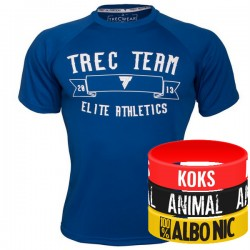 Trec Wear - Koszulka Cooltrec 007 DARK BLUE