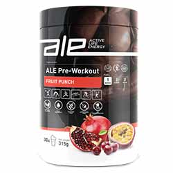 ale pre workout